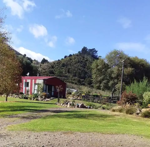 The Woolshed - stunning setting