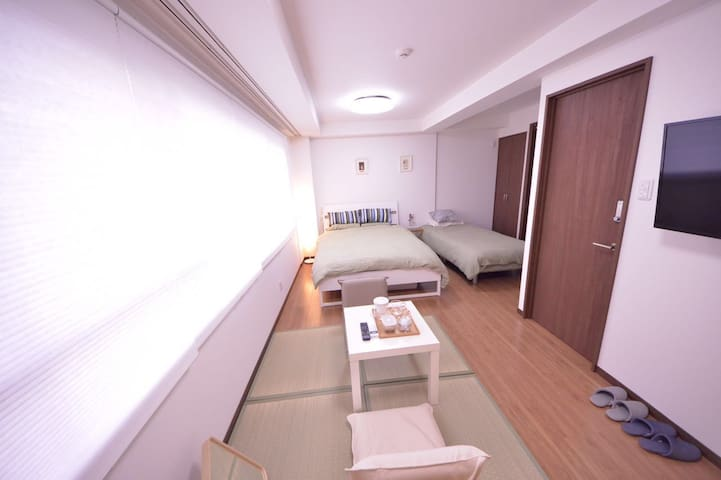 2F2 cozy room  occupies whole  floor with elevator