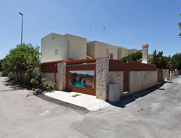 182 House at 100m from the Beach in Torre Mozza - Torre Mozza