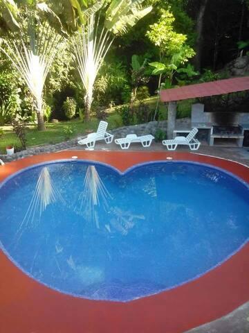 Second Story Cabina overlooking beautiful Coronado