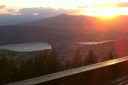 T1 26M² calme vue montagne et lacs - Saint-Honoré