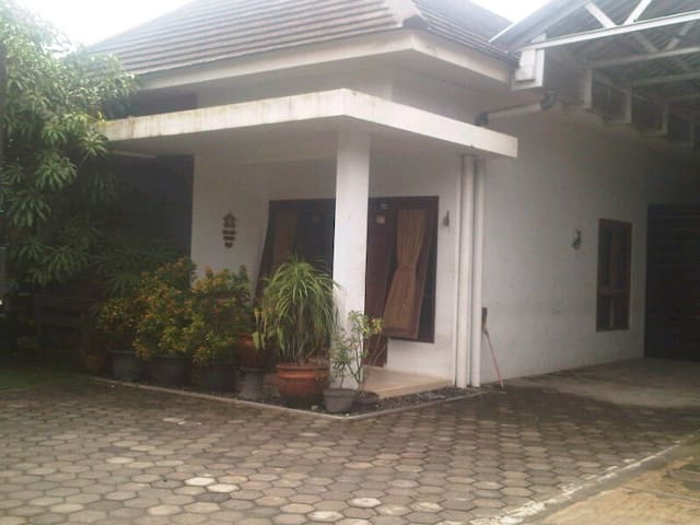 Back to Nature Homestay in City
