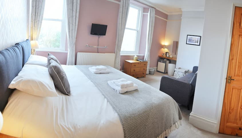 Grassmoor 2 - centrally located 4* B&B in Keswick