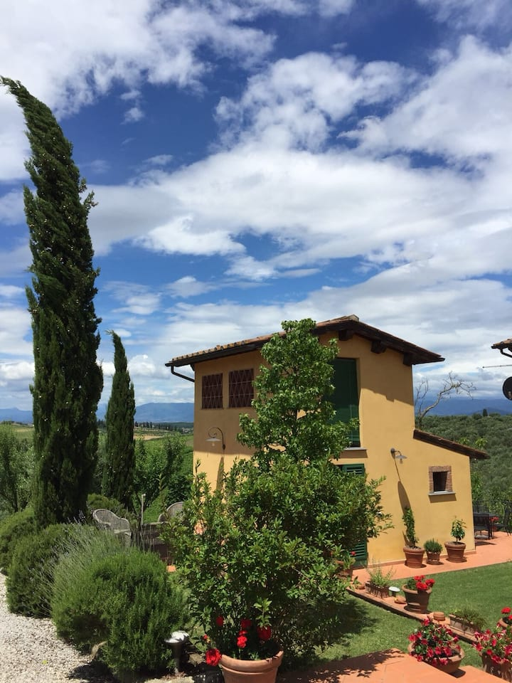 Casa Moricci Cerreto Guidi