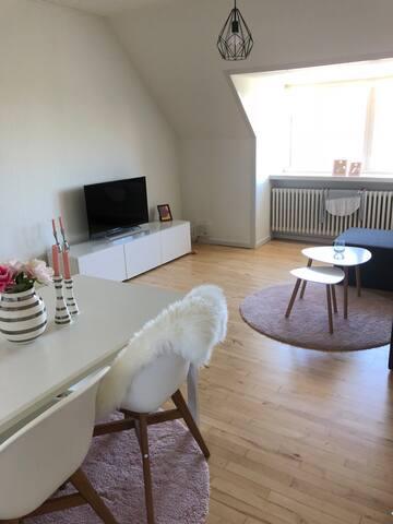 Lejlighed i Aarhus tæt på centrum