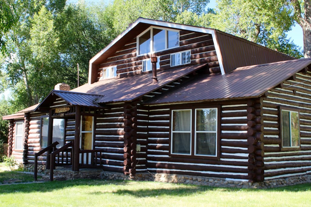 The cabin on san juan houses for rent in buena vista Cabins buena vista co
