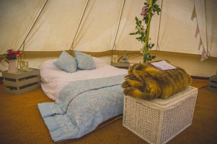 Skipbridge Farm Glamping Tents - Green Hammerton - Tent