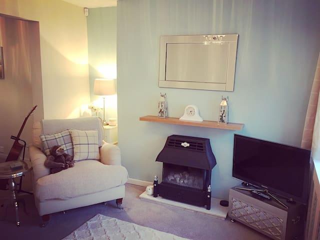 Beautiful & Clean 2Bd House, Cumbria