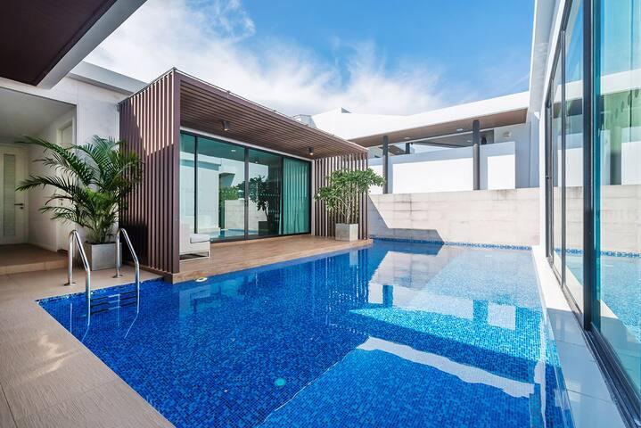 Mövenpick Luxury Villa/Private Pool/Amazing Stay