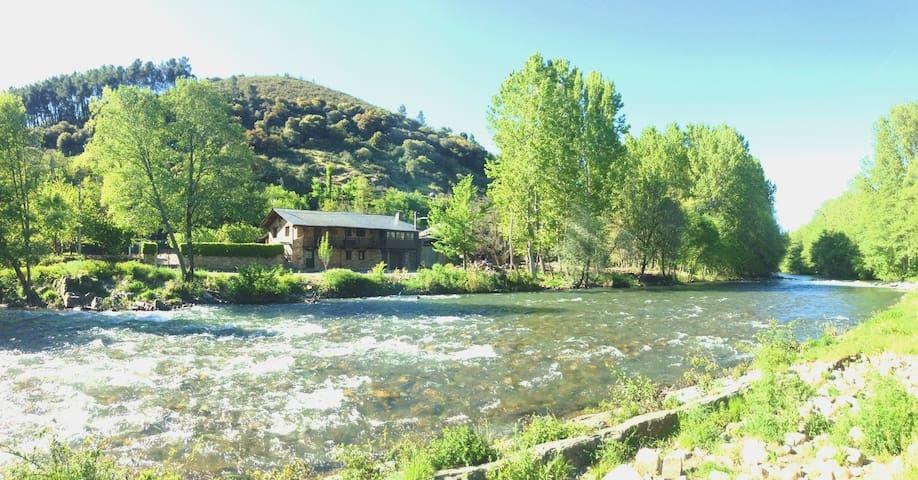 Casa de la Vila, El Bierzo. Camino de Santiago