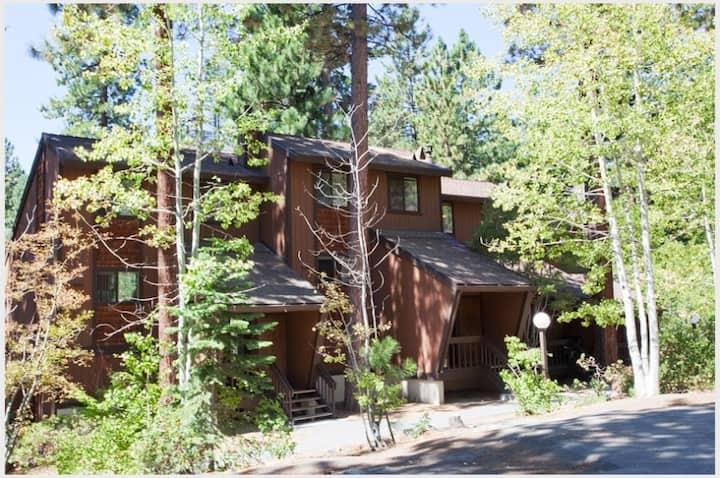 Club Tahoe Incline Village Condo Sleeps 6