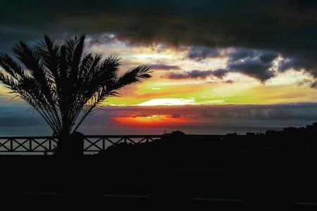 Room with amazing views - Santa Cruz, Teneriffa - Huoneisto