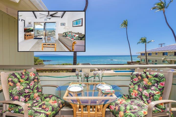 Ocean View Condo: Cozy & Fun at The Shores of Maui