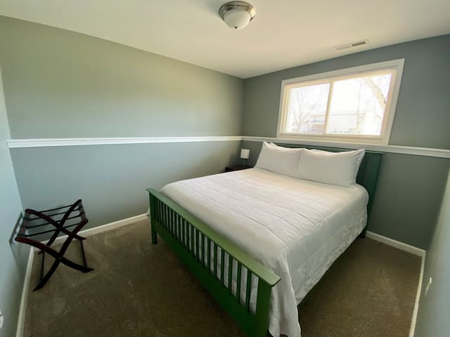 Bedroom 2 - located on the lower level