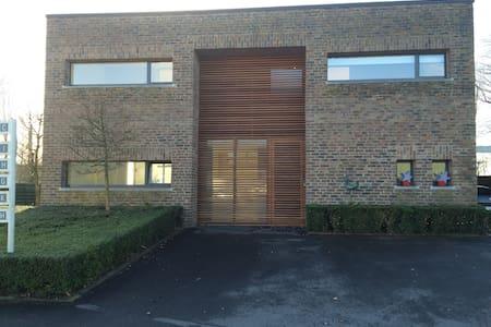 Studio E Kanaalzicht 5min v Brugges - Oostkamp