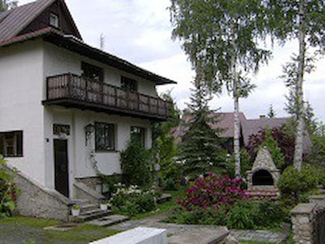 Pokój z balkonem dla 3 osób - Karpacz - Huis