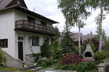 Pokój z balkonem dla 3 osób - Karpacz