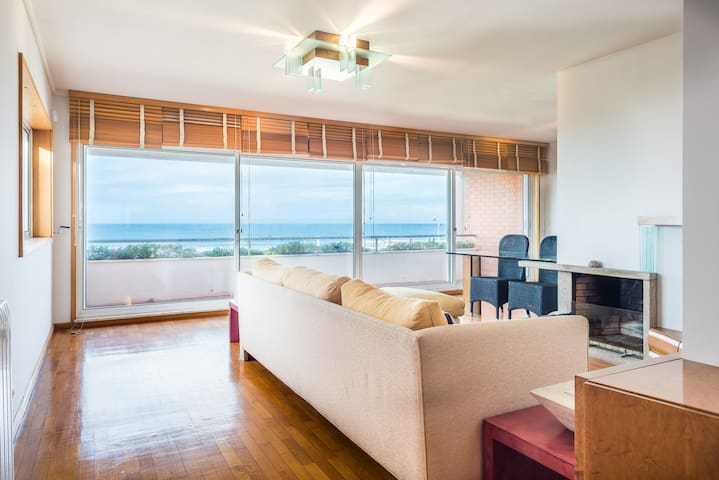 Sea view apartment - São Félix da Marinha - Apartment
