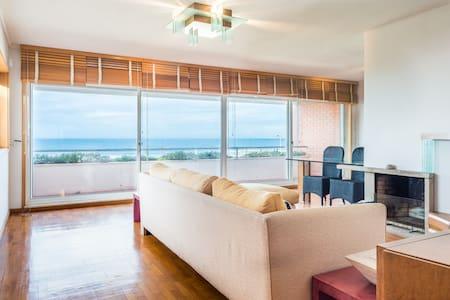 Sea view apartment - São Félix da Marinha