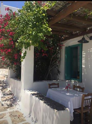 Maria's antique village house