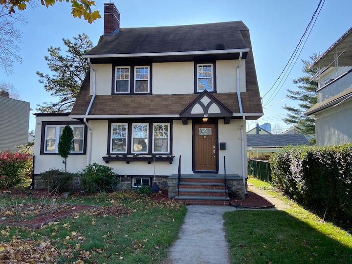 Lovely Updated Colonial with Private Parking