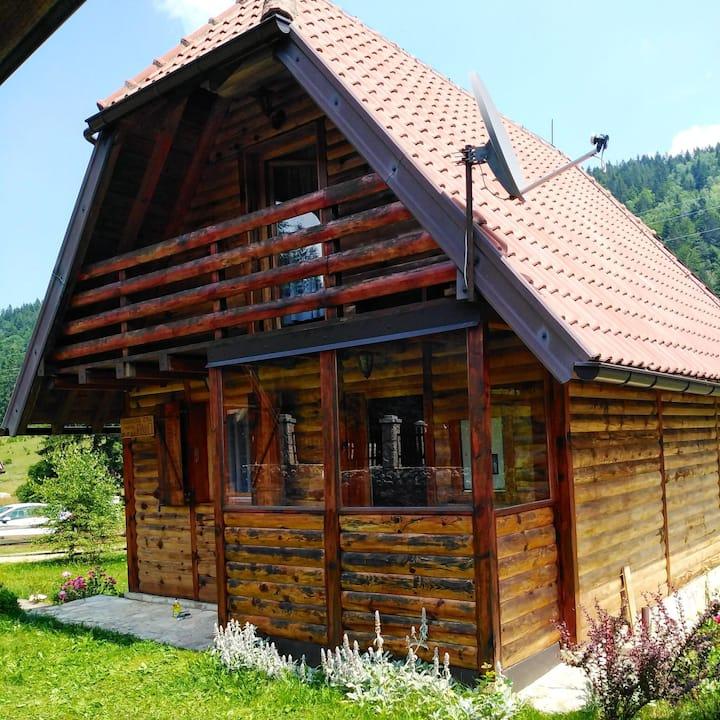 Mountain cottage Raso