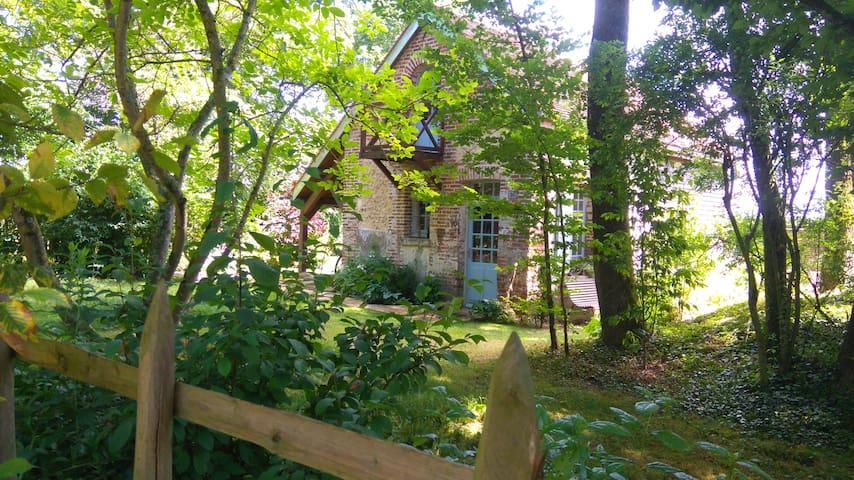 gite de charme La cabane à chouette - Thibivillers - Hus