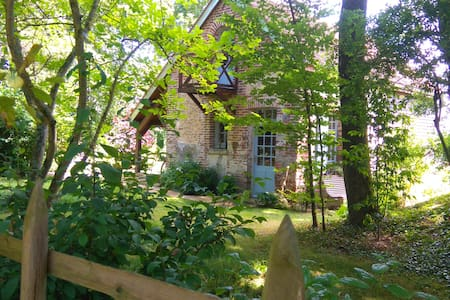 gite de charme La cabane à chouette - Thibivillers - Casa