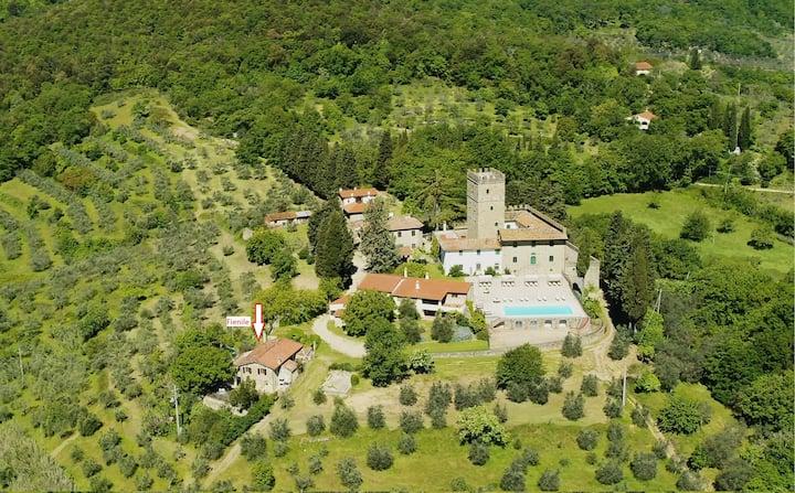 casa Fienile - Castello di Pratelli