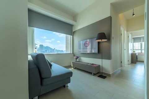 Hung Hom - Deluxe Suite 3-bedrooms