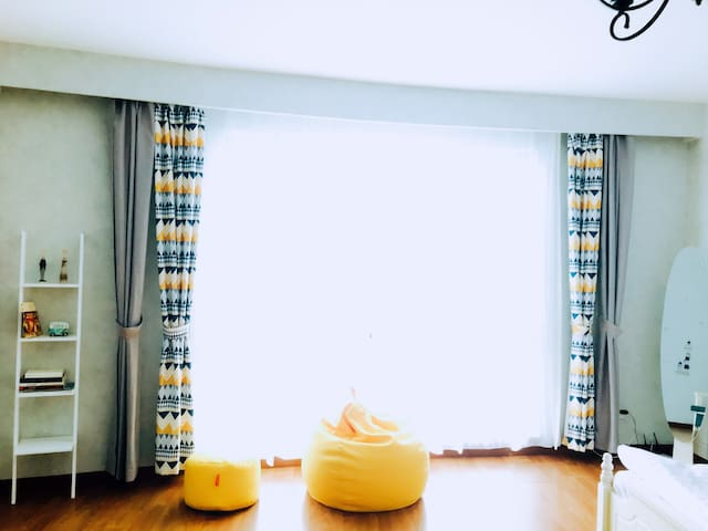际-千岛龙庭一线湖景房 - 杭州市 - Apartamento