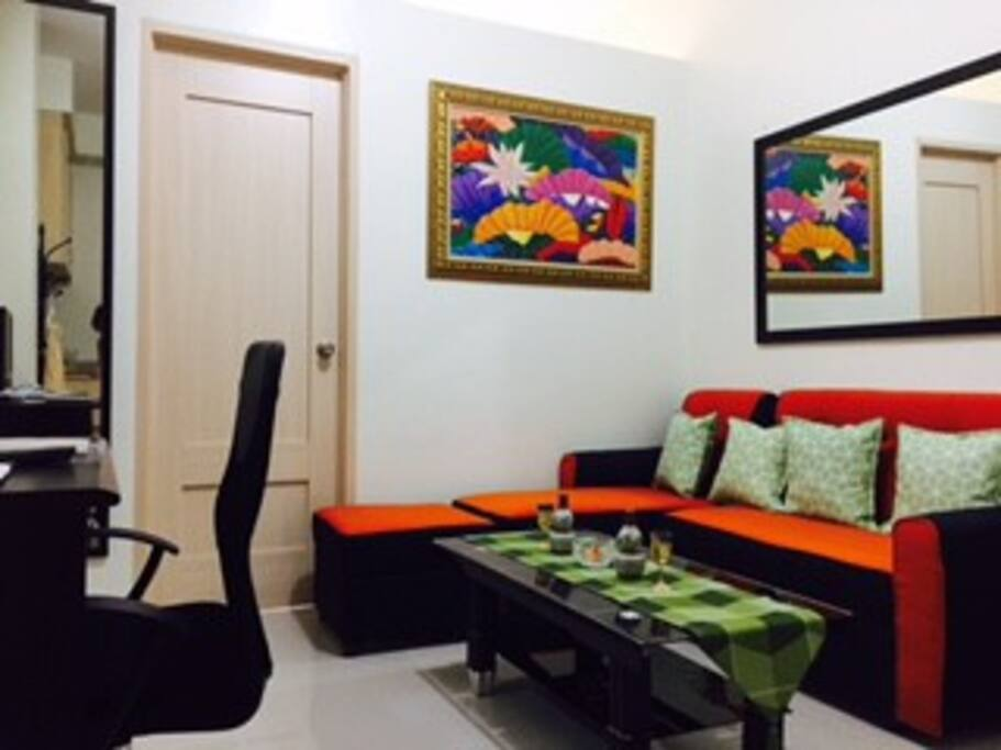 2br 2t B W Veranda View Safe Quiet Place To Stay Condominiums For Rent In Para Aque Metro