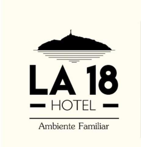 Hotel la 18