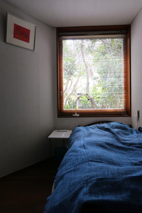 Single-room Homestay 5 min to Beach & Station