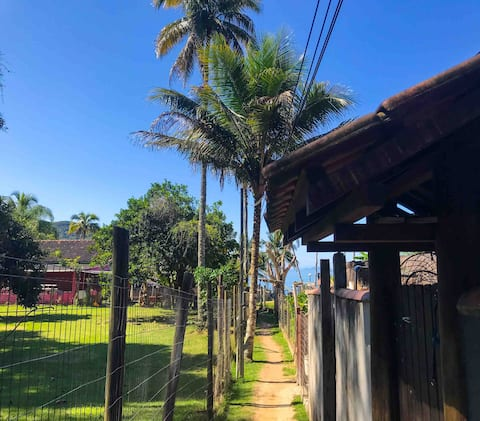 CASA DA BRITO  2 - Ilha Grande, Frente ao Mar