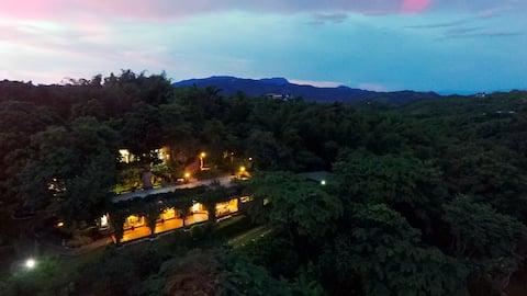 Immerse Yourself In A Stylish & Unique Villa