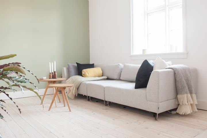 Lovely apartment in Vanløse - Köpenhamn - Lägenhet