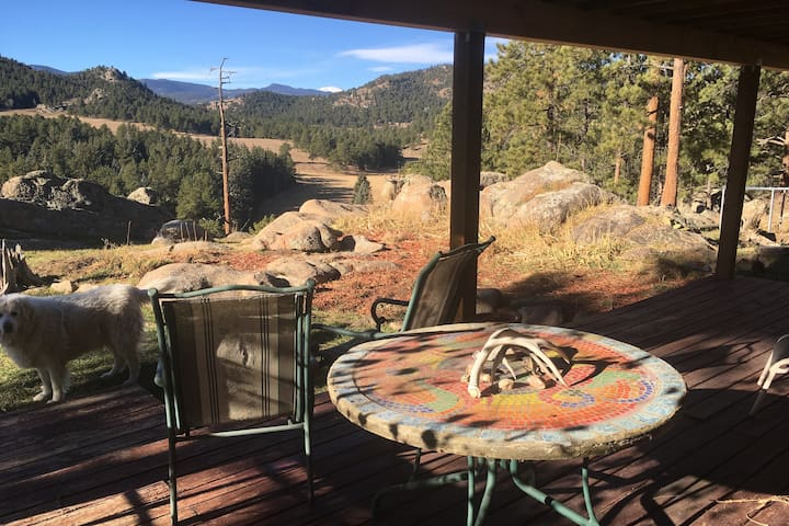Mountain Home - Great Views - Goat Ranch