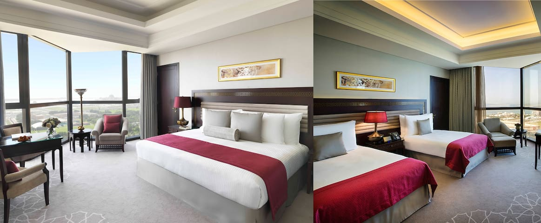 Family Room w/Private Beach&Pool-Bab Al Qasr Hotel