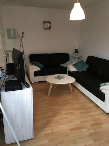 Appartement une chambre