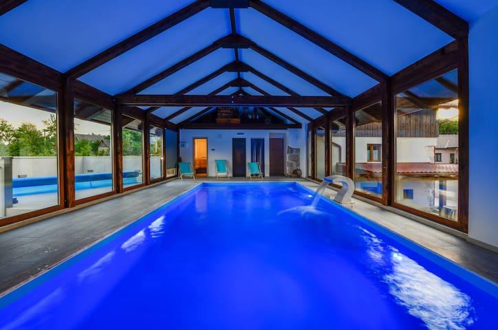 Villa Joja - with sauna & swimming pool