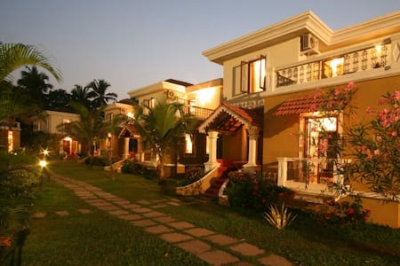 Beautiful 3 BHK Villa at North Goa - Guirim