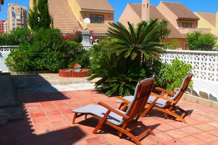 Strandhaus CASA ISABEL, Playa Honda (La Manga) - Cartagena - House