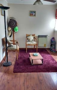 Segundo piso 2 hab, baño, living y auto alquilable - Quilicura - Dom