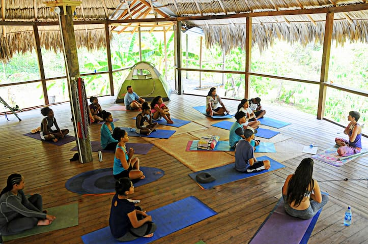 Community Living : All-Inclusive Yoga Ashram