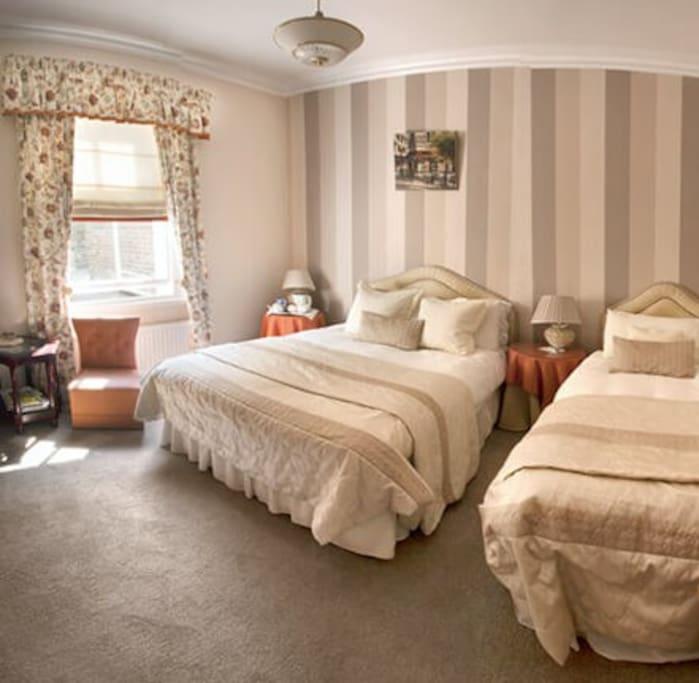 Ground Floor En-Suite Room