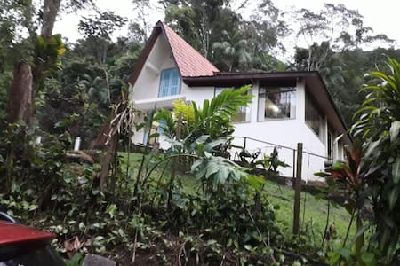 Linda Casa na Serra de Teresópolis