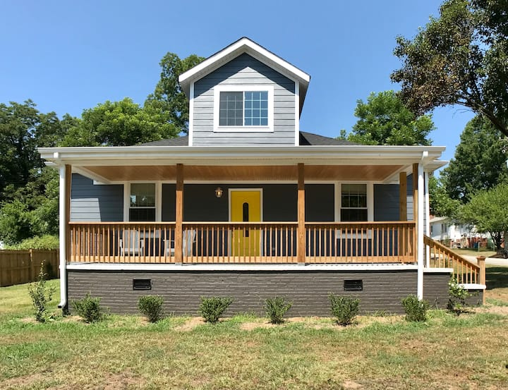 Judson MillHouse: 4 BR 3.5 BA; 5 min to downtown!