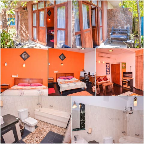 Villa Desha at Rajmahal Inn Wadduwa - Kalutara - Apartament
