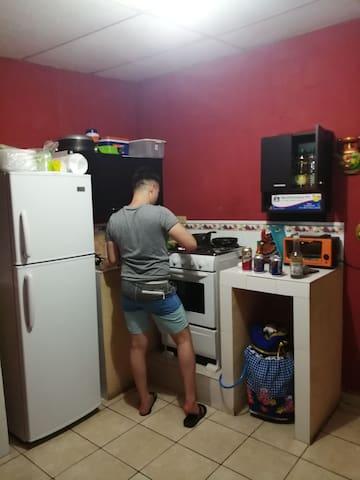 Habitación de casa en alquiler zona privada